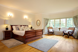 The Highclere Bedroom